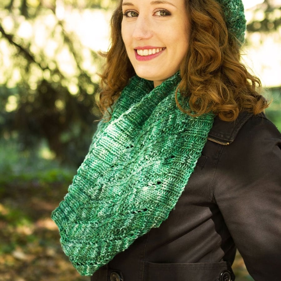 Mean Evergreen Cowl