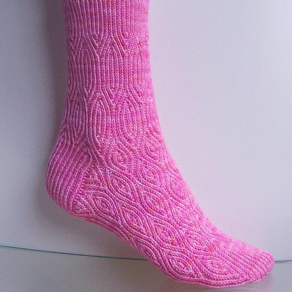 Crème de Noyaux Socks