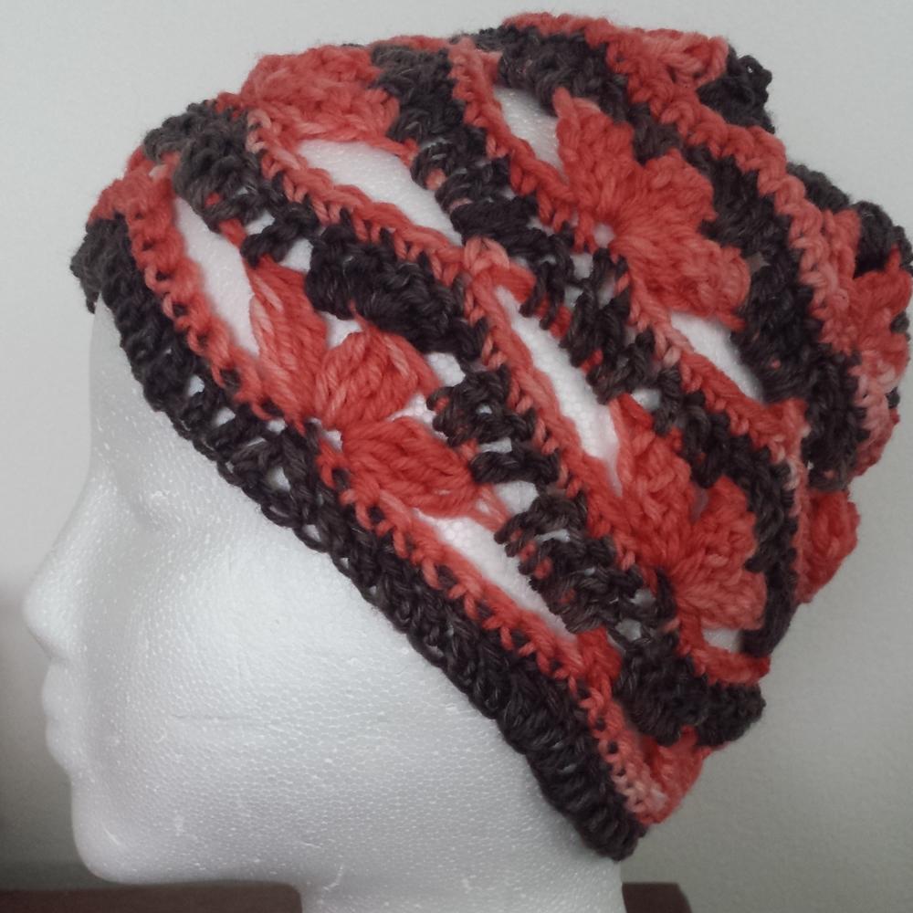 Peachy Keen Sundae Hat