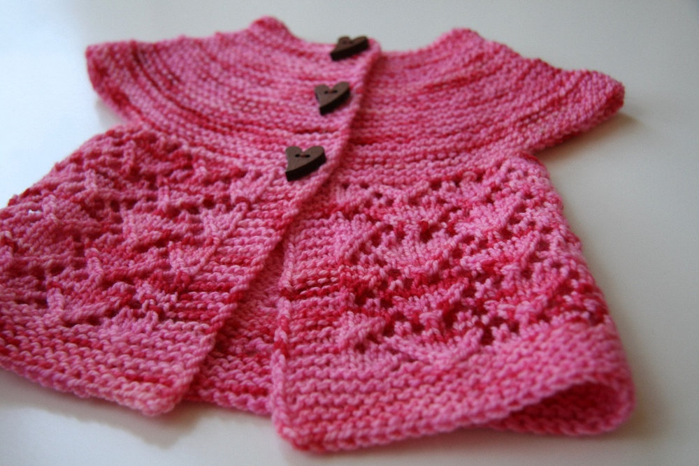 Baby Valentine Sweater
