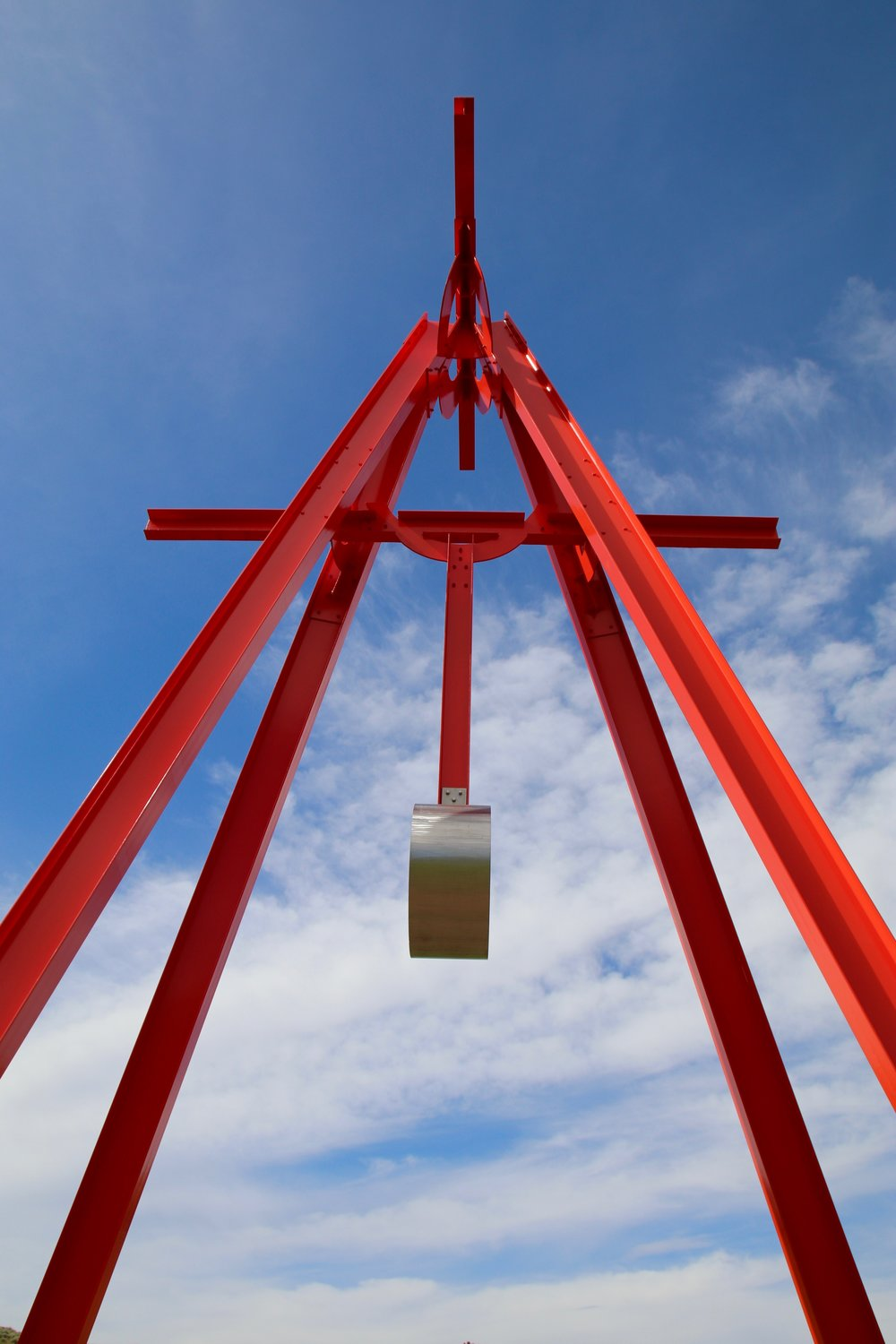 proverb by mark di suvero