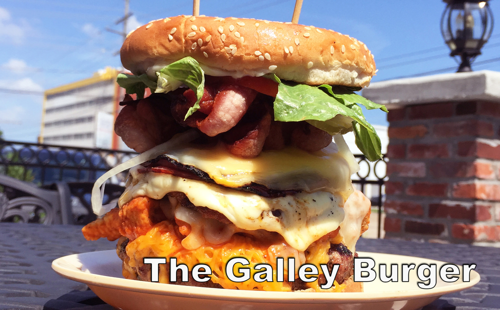 The Galley Burger