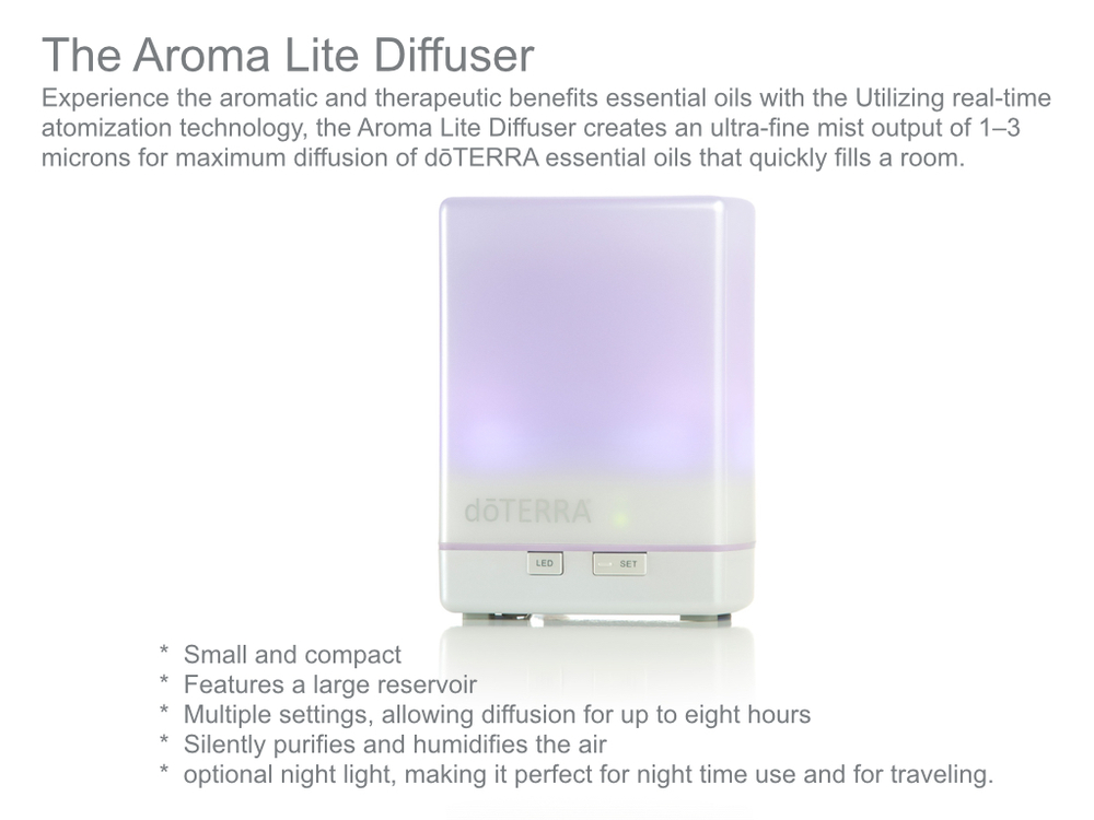 Aroma Lite Diffuser