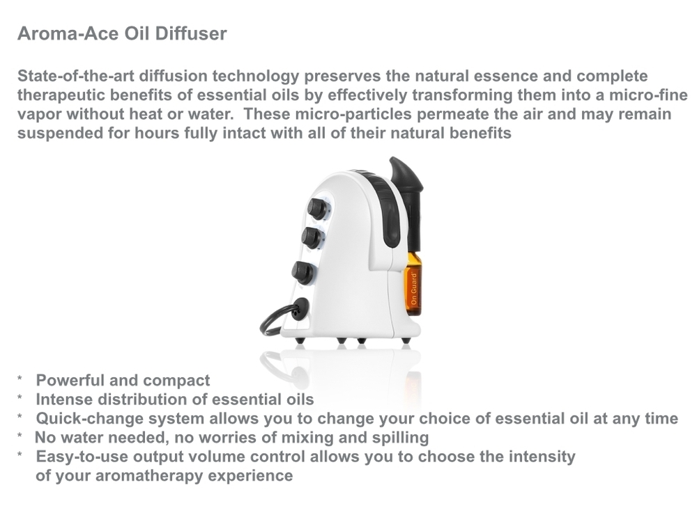 Aroma Ace Oil Diffuser