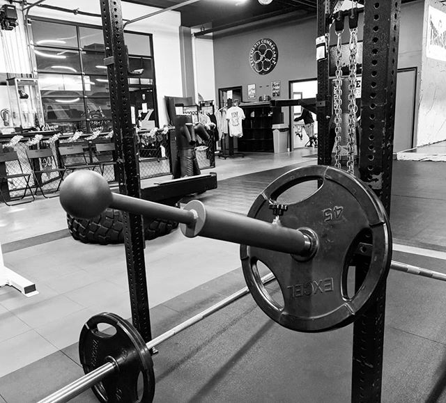 Get a better grip, landmine squats, rows, and other landmine exercises just got a lot easier  #mmatrainingtools #landmineworkouts #squatform #martialartslife #books4kids