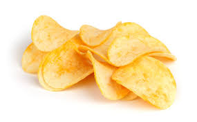 Don't eat this: Potato chips