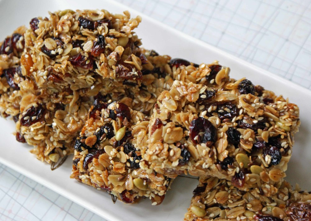 Try this: Granola Bars