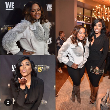 Phaedra and Porsha