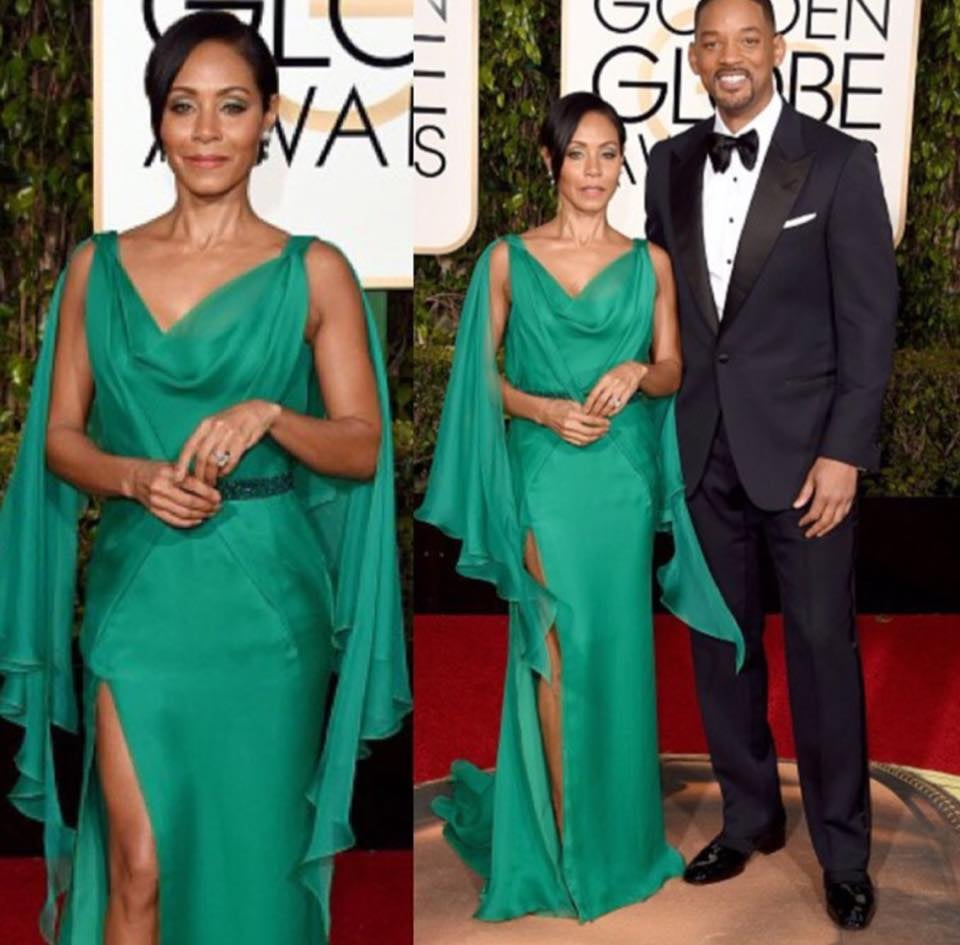 Will and Jada Pinkett-Smith