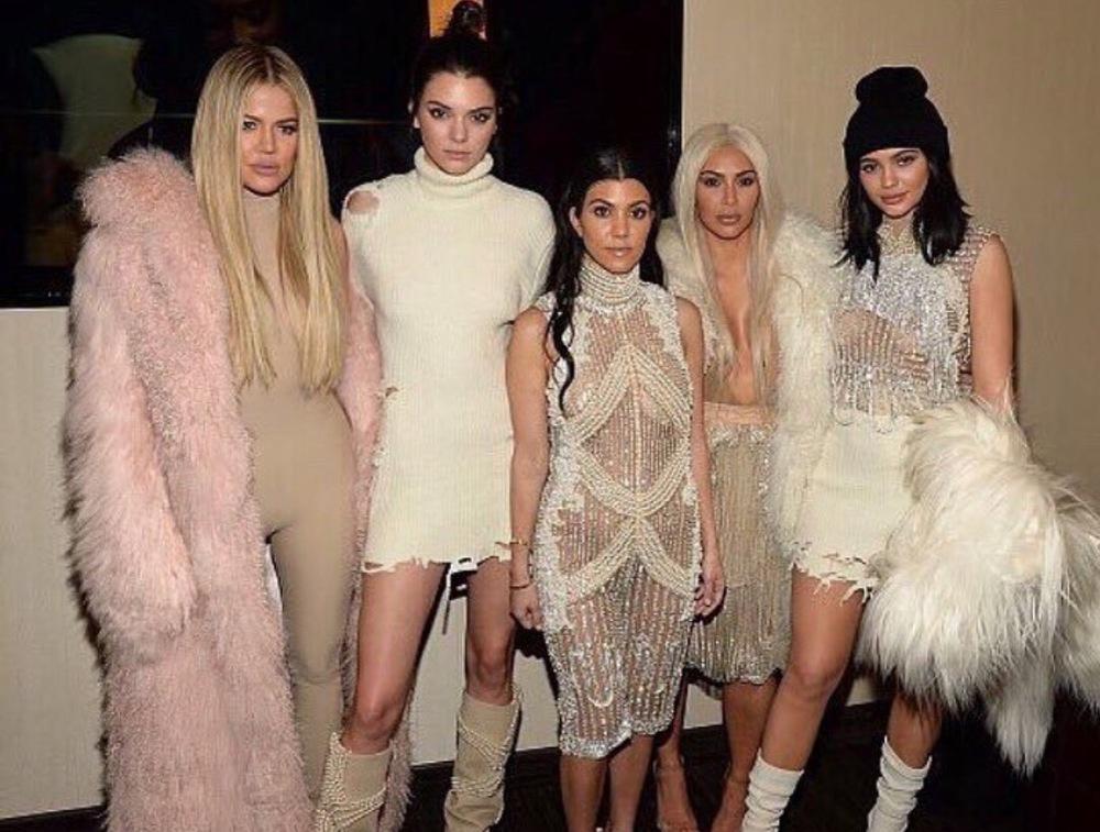 The Kardashian and Jenner Clan