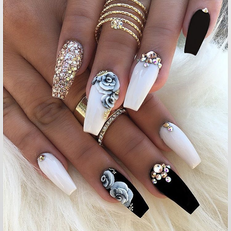 12 Inspired Pinterest Nail Looks that you must try for your next ...