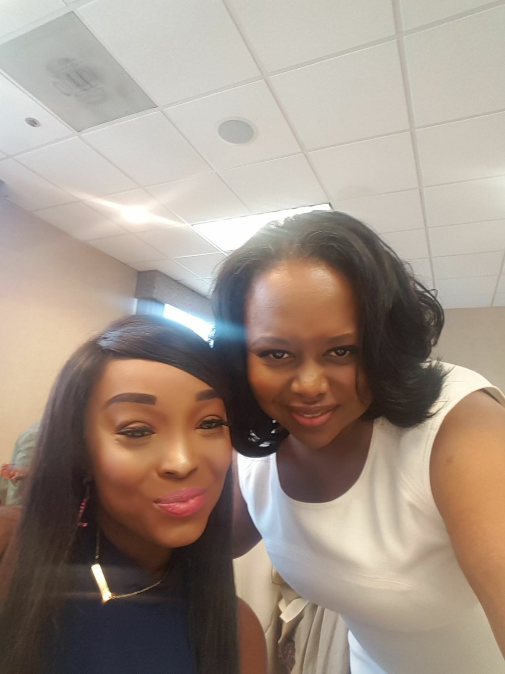 - Thank You, Tarra Jackson,for this amazing event you birthed. Follow her @http://www.madammoney.com