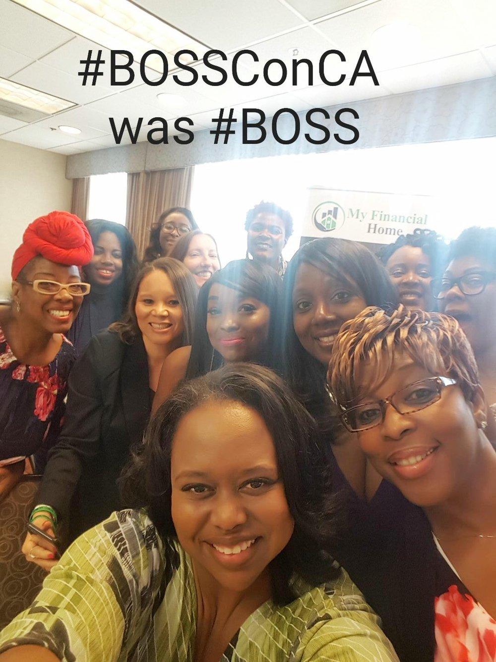 - BossConCAWomen Empowerment
