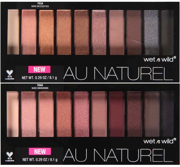 5. Wet n wild  - Perfect for creating the warm makeup autumn look you may be going for this fall. I love these palettes, and you can find these palettes at just about anywhere. Your local Walmart, target, and Ulta. I picked them from my local target for about $5.00. Another one of my favorite palettes