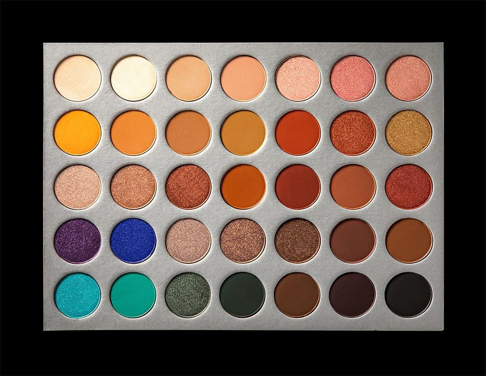 6. Morphe Jacklyn Hill Eyeshadow Palette  - The Jacklyn Palette is another great palette that so many makeup lovers love. I haven't tried this one yet, but this certainly one on my list to try this fall. I think this palette starts off at about $38.00.