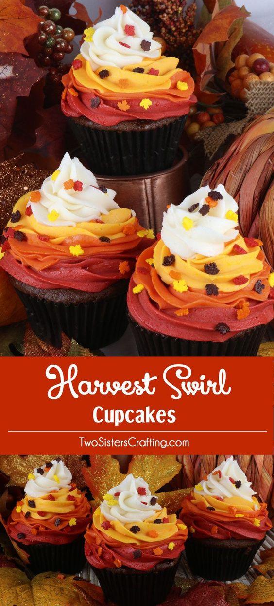 6.Harvest CupCakes  - https://www.pinterest.com/pin/AdhIZHr2UfbnHGwjnLET9maAov4pkWyU07r_R3gE_hA237Q7SOnLVmg/
