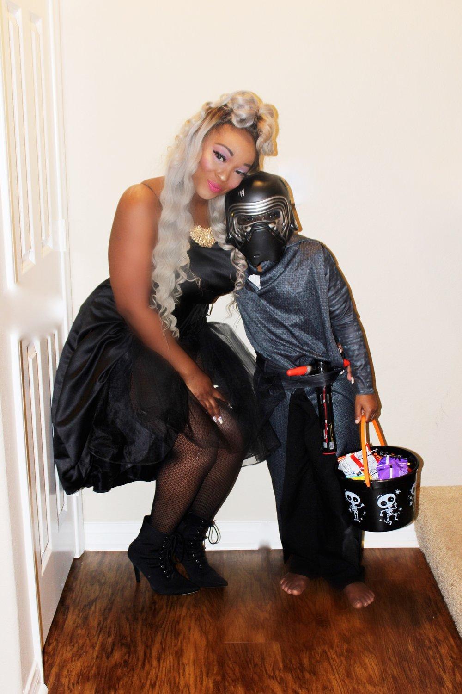 - My Dark Vader and I