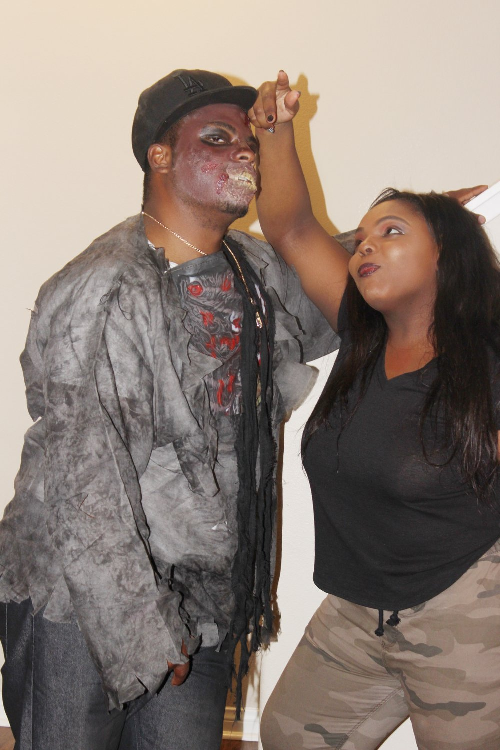 - My Handsome Zombie and My G.I Jane