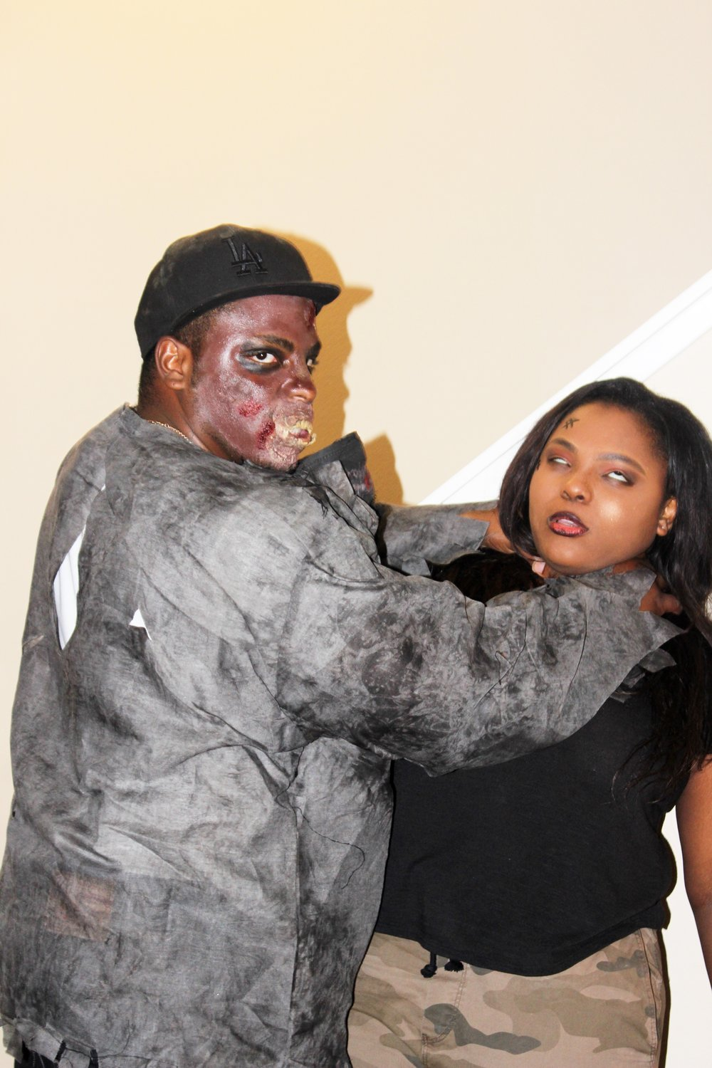 Father and Daughter Duo - My Daughter and Husband are such great actors. LOL