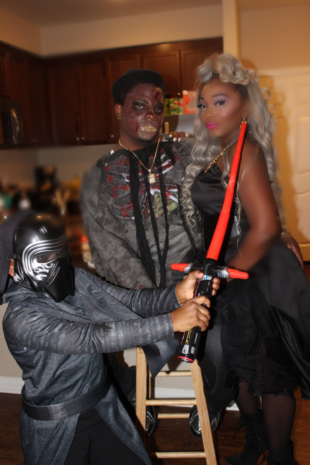 Check out my DIY Inspired Halloween Costume right in th Fashion tab above. -