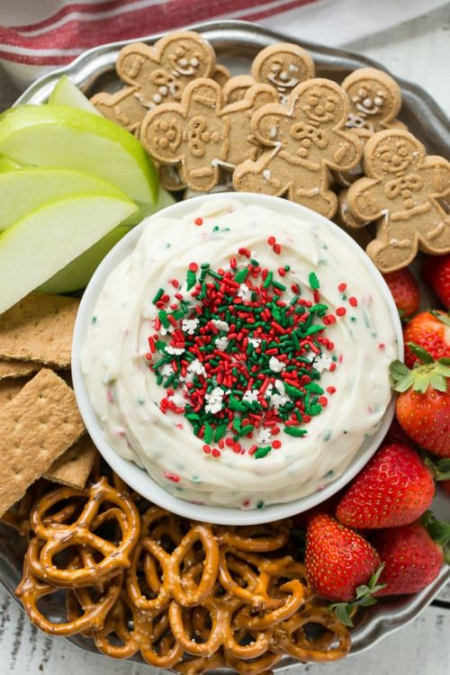 Cookie Dip    - On our bucket list for Christmas Eve. https://www.pinterest.com/pin/364158319849738532/