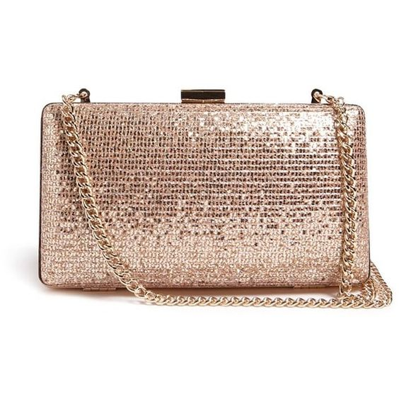 Clutch  IT - No, of course we can't all afford a Dolce and Gabbana Clutch, so there is nothing wrong with settling with a perfect cute one from Forever 21 under $20