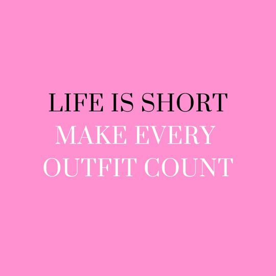 6. Dress Your best daily and take on your day. life is too short to waste precious memories or a good outfit, so make the most out of your days.