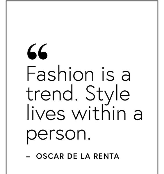 7. Be a trendsetter, an original is always better than a copy. Set the trend and allow others to follow.