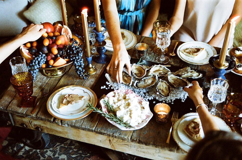 bachelorette-party-dinner