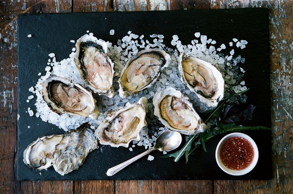 Fresh Oysters Los Angeles Catering