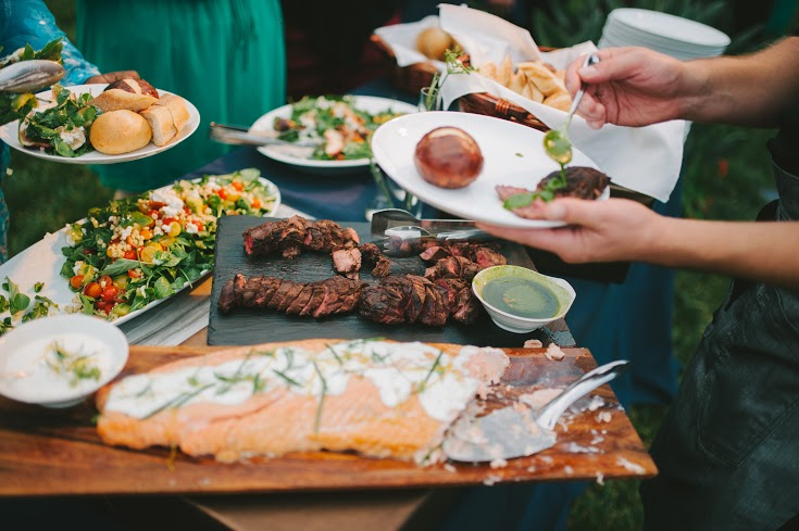 Full-Service Catering Los Angeles