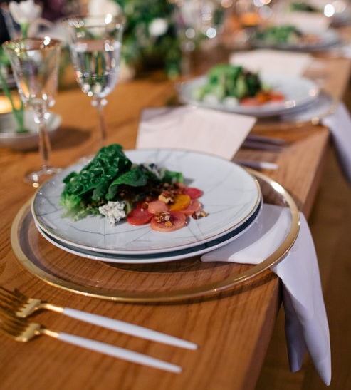 Zola Dinner Series - Taste of Pace and Zola team up to make wedding prep simpler than ever