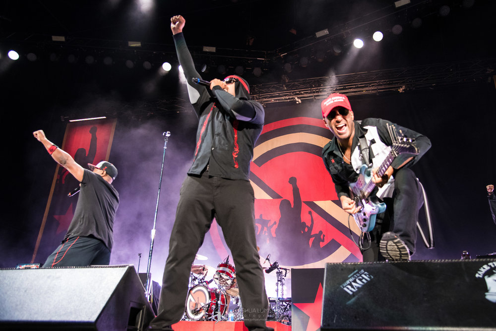 Prophets of Rage - 10/8/16 | Verizon Wireless Amphitheatre | Atlanta, Ga