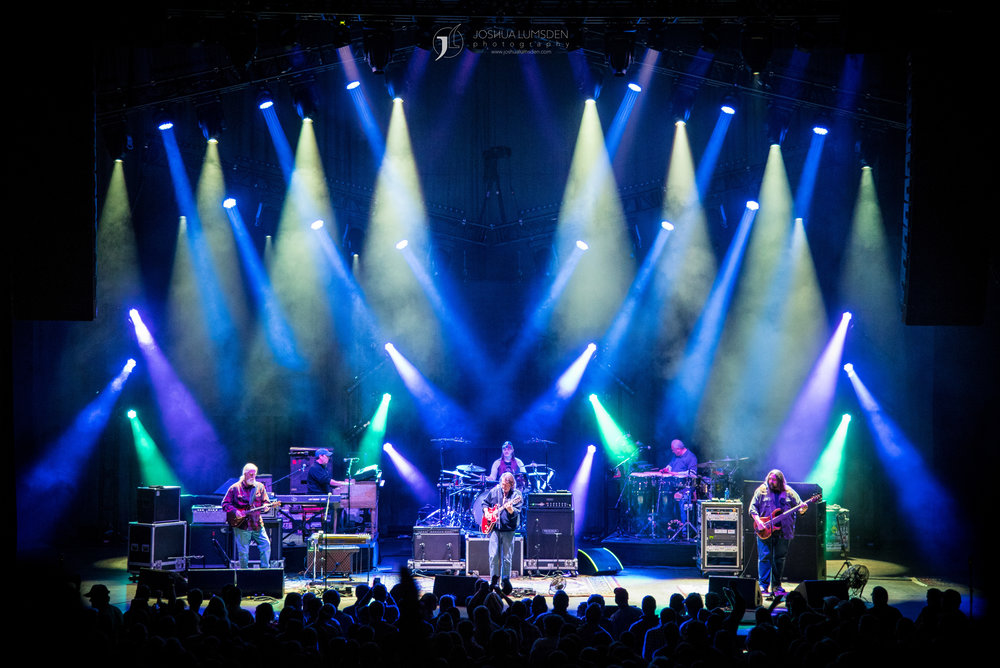 Widespread Panic - 2/10/2016 | Classic Center | Athens, Ga