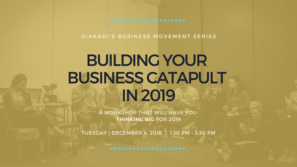DIAKADI's Business Movement Series