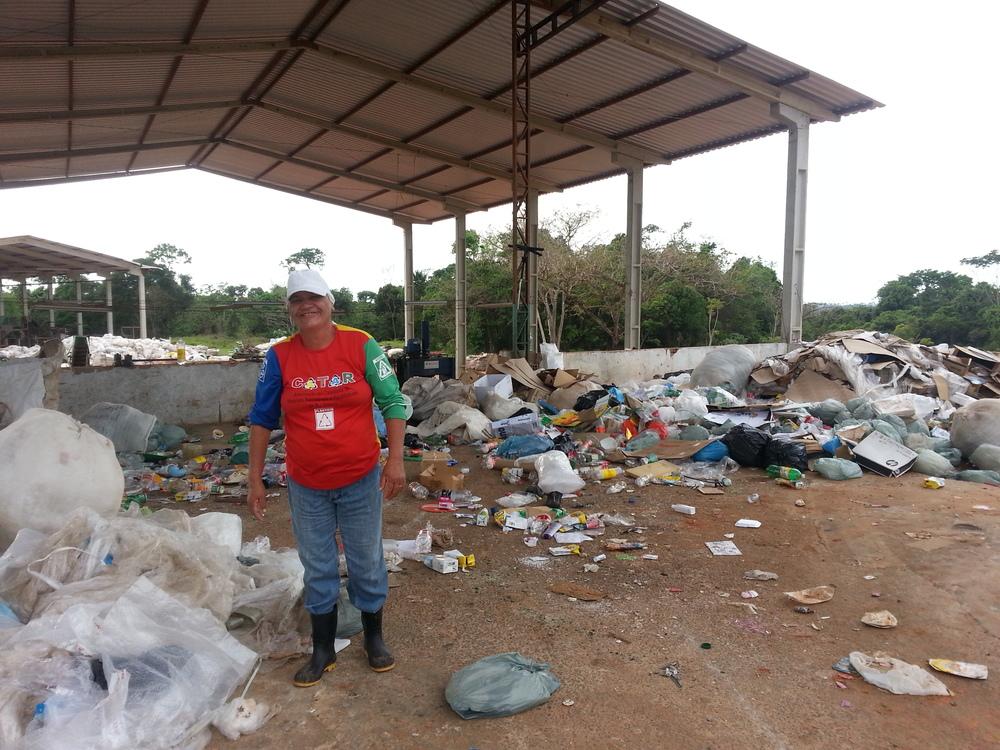 Avaliação meio prazo – Reciclagem Urbana e Limpeza de Hidrovias