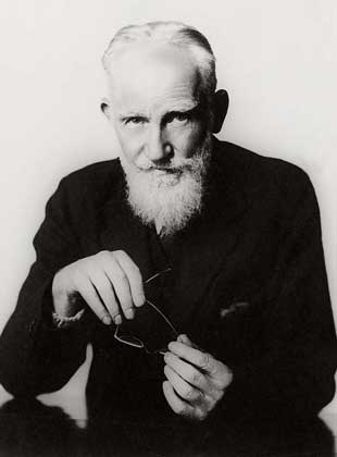 """The only man who behaves sensibly is my tailor; he takes my measurements anew every time he sees me, while all the rest go on with their old measurements and expect me to fit them."" George Bernard Shaw"