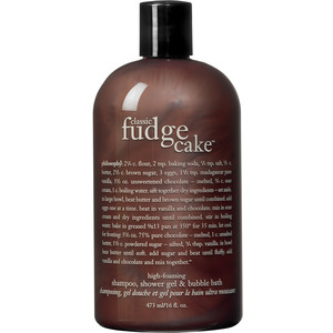 Fudge Cake Shamppo, Shower Gel, Bubble Bath.jpg