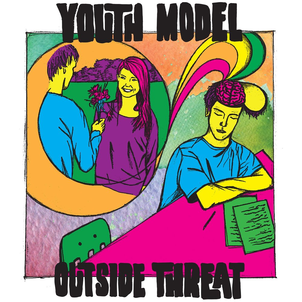 "Youth Model - ""Outside Threat""  Producer/Engineer/Mixing"