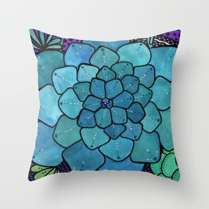 Society6 pillows -