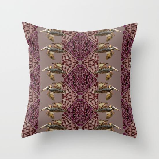 brown-pelican-flight-with-vintage-burgundy-stripe-pillows.jpg
