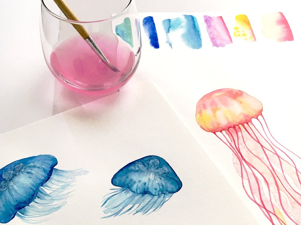 Sea Jellies