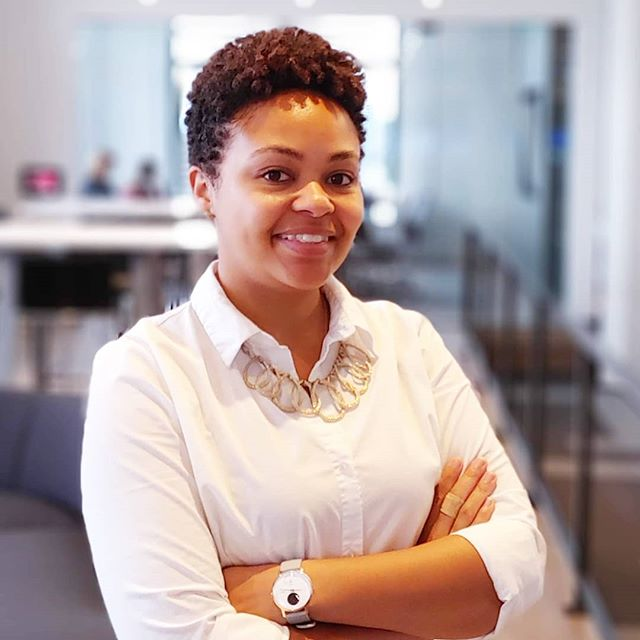 The first #BlackArchitect of our series is Melanie Ray, AIA, NOMA, LEED Green Associate!  After graduating from Penn State's architecture program in 2015, Melanie began her career as a designer in the Housing/Mixed-Use Studio at Hord Coplan Macht in Baltimore. As one who was always active in community and professional organizations, Melanie joined the AIA Baltimore Emerging Professionals and Equity committees to support the growth of recent graduates on the path to licensure and women in the industry. She also is one of the founding members of the Baltimore chapter of NOMA (National Organization of Minority Architects). . After passing her exams in March 2018, Melanie earned her professional license, becoming the 424th black women currently licensed in the US to practice architecture. Today, she continues to serve as a mentor to future architects, especially women of color, through her involvement with HCM's Student Engagement and Diversity Committees as well through regular visits to the Morgan State University School of Architecture and Planning. . #28BlackArchitectsIn28Days  #BlackHistory #Architecture