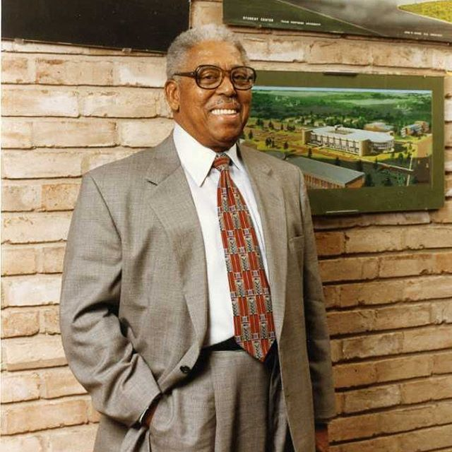 John S. Chase, FAIA  Born: January 23, 1925, Annapolis, Maryland Passed: March 29, 2012  John Chases was the first licensed African-American architect to practice in Texas. He was also one of the co-founders of the National Organization of Minority Architects (NOMA), founded in Detroit, Michigan in 1971. Chase received the Bachelor of Science in Architecture Degree from Hampton University in 1948, and became the first African American to enroll in and graduate from the University of Texas at Austin School of Architecture in 1952. In the same year, he was appointed assistant professor of architectural drafting at Texas Southern University, and founded his practice, John S. Chase, AIA Architect.  Chase's work included churches, schools, homes, and small public buildings. Chase became the first African American to be admitted to the Texas Society of Architects, and the Houston Chapter of the American Institute of Architects (AIA). When President Jimmy Carter selected him in 1980, Chase became the first African American to serve on the United States Commission on Fine Arts. Projects designed by Chase's firm include: the George R. Brown Convention Center, the Washington Technical Institute, Links, Inc., National Headquarters, Delta Sigma Theta National Headquarters, the Harris County Astrodome Renovation, the Thurgood Marshall School of Law, and the Martin Luther King, Jr. School of Humanities at Texas Southern University. Chase was later awarded a commission to design the United States Embassy in Tunis, Tunisia; a fifty million dollar complex.  Chase was later elected to the AIA College of Fellows. Chase and his wife, Drucie, raised three children together: John, Anthony and Saundria.  #28BlackArchitectsin28days #BlackArchitects #BlackHistory #Architect #GameChanger