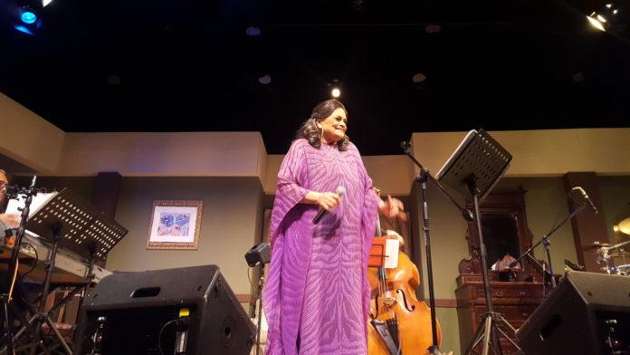 El concierto de Soledad Bravo es el más reciente evento de Guataca Nights. Fotos: Archivo EV Panamá