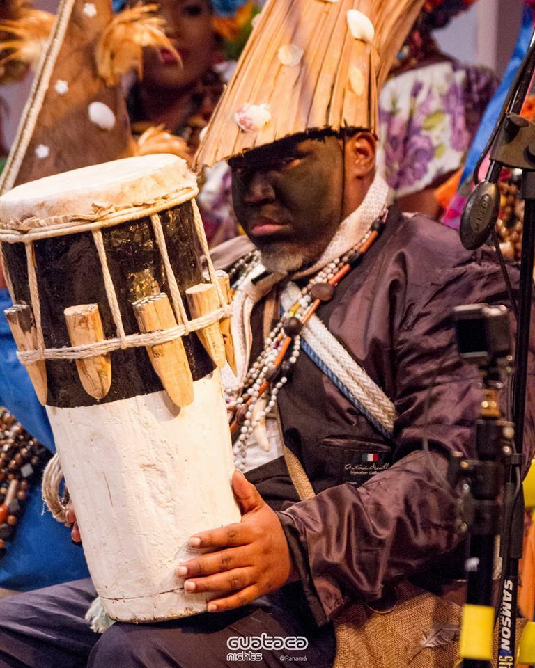 Encuentro de tambores