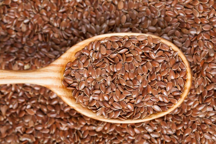 superaliment : graines de lin