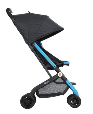 GB's Qbit LTE - The Ultimate Lightweight Reclining Travel Stroller ...