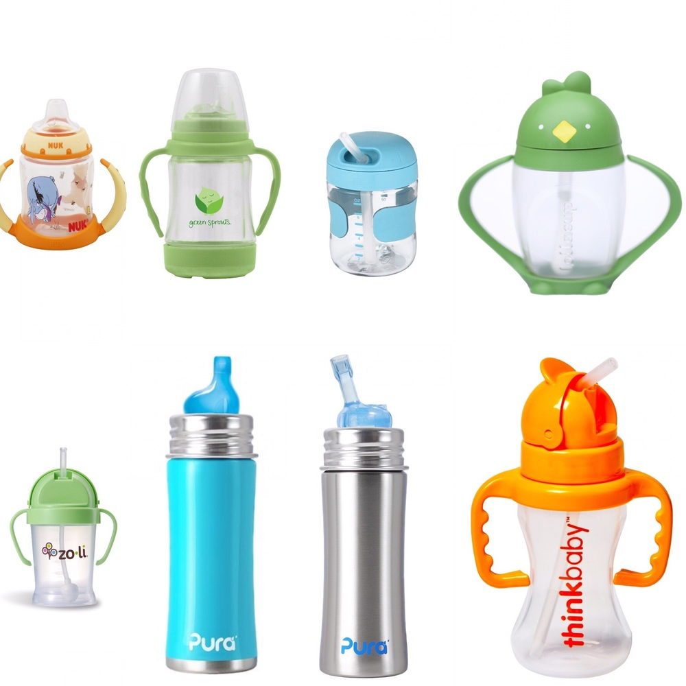 Top Plastic Cup : Updated the best sippy and straw cups including a
