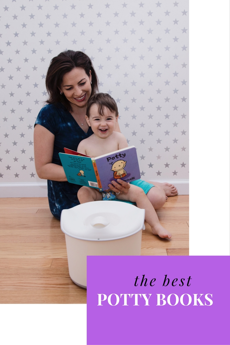 The Best Potty Books for Kids (Potty Training Board Books)